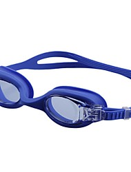 cheap -Electroplating Waterproof Anti-fog Swimming Glasses for Men and Women