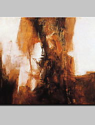 cheap -Large Hand-Painted Abstract Fantasy Modern Oil Painting On Canvas One Panel With Frame Ready To Hang