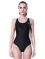 cheap -SBART® Women's Swimwear Stretch / Compression One Piece Adjustable Adjustable Black Black XL / XXL / XXXL