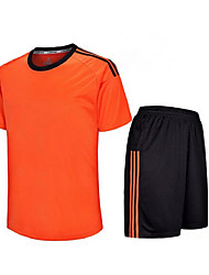 cheap -Others Kid's Short Sleeve Soccer Clothing Sets/Suits Breathable / Quick Dry  / Football / Running