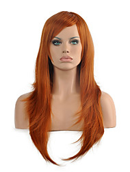 cheap -Cosplay Wigs Inspired by  Art Online Asuna Yuuki Light Brown Hair Synthetic Wig.