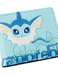 Bag Wallets Inspired by Pocket Little Monster Cosplay Anime Cosplay Accessories Wallet PU Leather Male Female