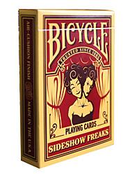 Недорогие -велосипед покер карты жонглирование монстр магия реквизита карточным столом купальник