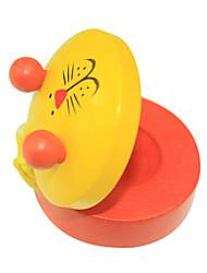 Brinquedo Educativo Instrumentos de brinquedo Brinquedos Animais Instrumentos Musicais Madeira Peças Dom