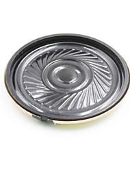 cheap -8Ohm 0.5W 35mm DIY Speaker - Bronze + Black