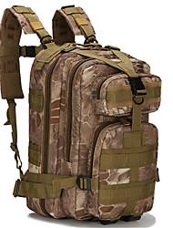 povoljno -Rongjing 25L Ruksaci - Otporno na vlagu, Podesan za nošenje, Višenamjenski Camping & planinarenje, Penjanje Oksford Crn, Zelen, kamuflaža