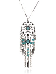 cheap -Women's Pendant Necklace - Bohemian Double-layer Necklace For Wedding Party Daily Casual