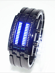 cheap -Han Edition Fashion Creative LED Men's Watch