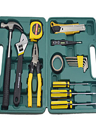 cheap -hardware tools box(15 piece)
