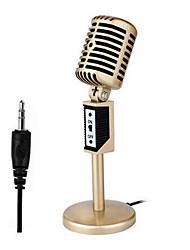 Com Fios-Microfone de Mesa-Microfone de Computador com 3.5mm