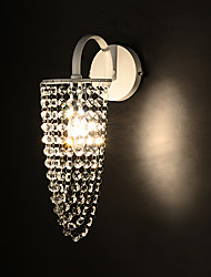 cheap -AC 110-120 AC 220-240 60 E14 Modern/Contemporary Feature for Crystal Wall Sconces Wall Light