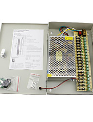 12V 20A DC 18 Power Supply Box Auto-RESET / 12V20A Power Supply / Switch Power Supply, 110/220V AC Input