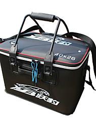 Коробка для рыболовной снасти Многофункциональный 1 Поднос 45 Жесткие пластиковые