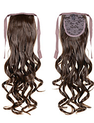 cheap -22 inch Synthetic Hair Hair Extension Wavy Classic Cross Type Daily High Quality Women's