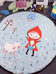 Creative Classic Area Rugs Polyester,Superior Quality Round Floral Rug