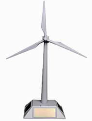 cheap -Toy Car Solar Powered Toy Windmill Educational Toy Toys Windmill Professional Level Solar Powered Furnishing Articles Plastic 1pcs Pieces