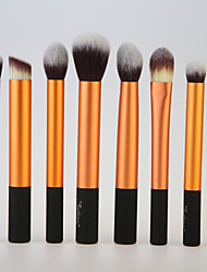 cheap -8pcs Professional Makeup Brushes Makeup Brush Set Synthetic Hair Eye / 3 * Eyeshadow Brush / 2 * Lip Brush Middle Brush / Small Brush