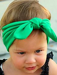 preiswerte -Mädchen Jungen Haarzubehör Ganzjährig Acryl Stirnbänder-Rot Grün Blau Rosa
