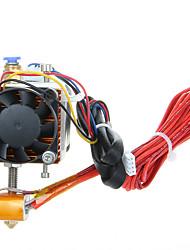 geeetech mk8 všechny extruder kov 3D tiskárna s kabelem