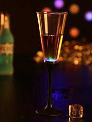 1PC Colorful Color Creative  Random Pub KTV Led Lamp Night Light LED Drinkware
