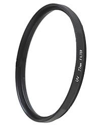 Emoblitz 77mm UV Ultra-Violet Protector Lens Filter Black