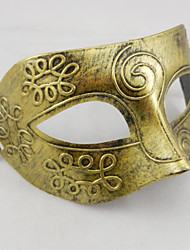 cheap -Halloween Masks / Masquerade Masks Ancient Roman Gladiator Holiday Supplies Halloween / Masquerade 1Pcs