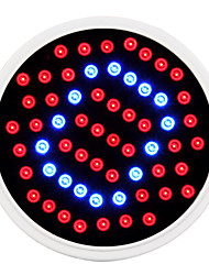 E27 5W 500LM 40Red and 20Blue SMD60 LED Bulbs for Flowering Plant Hydroponic System(85-265V)