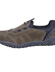 cheap -Warrior Men's Running Shoes / Casual Shoes Rubber Running Comfortable Velvet Black / Brown / Green