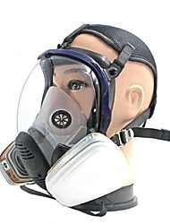 cheap -The gas mask mask large spherical silica gel spray chemical anti fire formaldehyde gas mask