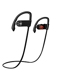 BH-01 Wireless Bluetooth earphone Sports headset  Stereo Earbuds Earphone Studio Music with Microphone for iphone 6S