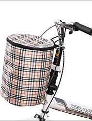 Недорогие -KAISI Велосумка/бардачокБардачок на руль Водонепроницаемый Велосумка/бардачок Холщовая ткань Велосумка Велосипедный спорт