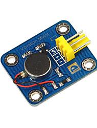 baratos -módulo de motor de vibração sensor de brinquedo do motor interruptor de vibração para arduino