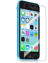 abordables -[2-pack] premium de alta definición protectores de pantalla claras para 5c iphone