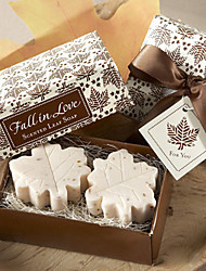 cheap -Beach Theme Garden Theme Floral Theme Butterfly Theme Candle Favors - 1 Bath & Soaps Gift Box