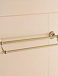 cheap -Towel Bar Contemporary Brass 14.4CM 62CM Towel Bar