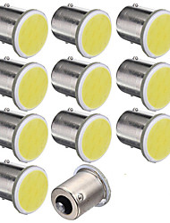 cheap -10pcs 1156 12SMD COB White Color Bulbs RV Trailer Truck Car Styling Light parking Auto Led Car Lamp 12V