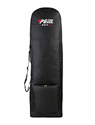 PGM Men's Golf Travel Bag Wheeled Travel Cover Waterproof Portable Lightweight Wheeled