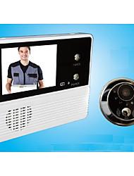 economico -gw601b-2BH 3v / 0.6W 2,4 pollici domestico del monitor citofono campanello