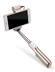 Selfie Stick Bluetooth Extendable with Selfie Stick Cable for