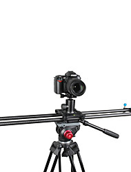 cheap Video Accessories-YELANGU® New Pro 80CM Carbon Fiber Portable Video Camera Track Slider Dolly for DSLR