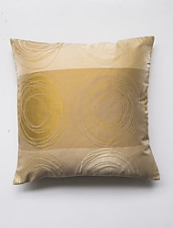 jacquard Cushion Cover-Khaki