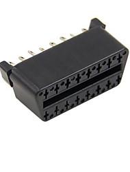 economico -16 perni OBD incapsulato connettore OBD2 16p femmina femmina j1962f saldato