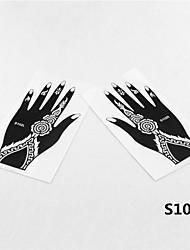 economico -Tatuaggi ad aerografoModelloNon Toxic / Fantasia / Tribale / alcanna