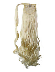 cheap -Ponytails Hair Piece Hair Extension Daily