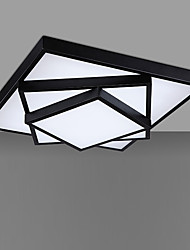 Modern/Contemporary LED / Mini Style Painting Metal Flush MountLiving Room / Bedroom / Dining Room / Kitchen