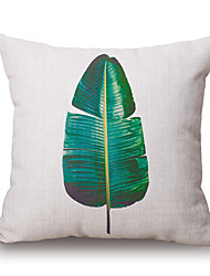 pcs Cotton/Linen Pillow Cover,Still Life Graphic Prints Casual Modern/Contemporary