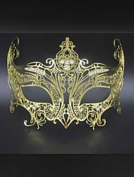Beautiful Venetian Princess Laser Cut Masquerade Mask4001A3