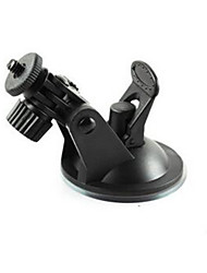 Mini Hidden Support For Travelling Data Recorder Suction Cup Holder Front Windshield Bracket
