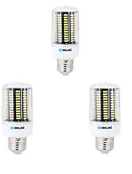 Недорогие -8W E14 B22 E26/E27 LED лампы типа Корн B 136 SMD 5733 750-800 lm Тёплый белый Холодный белый К Декоративная AC 220-240 V
