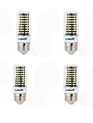 economico -6W E14 G9 GU10 B22 E26/E27 LED a pannocchia B 80 SMD 5733 550-600 lm Bianco caldo Luce fredda K Decorativo AC 220-240 V